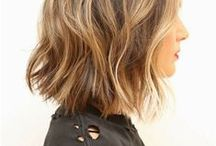 great #hair #frisuren / how to #hairstyle #lob #bob #beachwaves #gewelltebobs