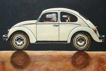 VW - Fusca / Uma paixão antiga e eterna...