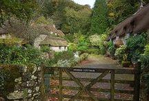 England...my dream home ♥ / by Tallie Ehman