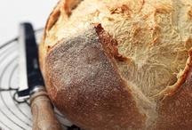 Breads / Fazer do trigo a magia do pão...