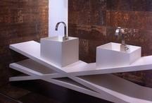 Bathroom Design / Banheiros e lavabos