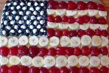 4th of July Food/Beverages / by Jill Anderson