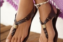 Sandals / Sandálias lindas e confortáveis!