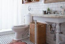 Bathroom Reno / by Erica Morgan Watson