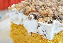 Fall Eats and Treats / by Robin Finklea