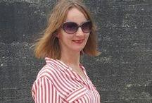Oceanblue Style at Manderley #fashionblog #over40 / #fashion #women #over40 #mode #ü40 #frauen #classics #basics #kombinieren ich zeige dir wie du basics modemutiger kombinierst
