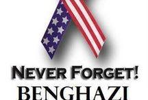 Benghazi / by Jill Anderson