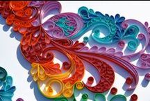 Quilled Qreations / by Jill Anderson