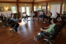 Executive Retreats / Business, Team Building, Or Corporate Retreats at Inspiration Wood Cottage Inn & Conference Center.