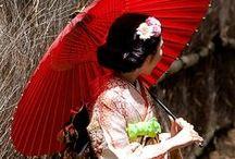 Asien erleben / Gudrun Sjödén verzaubert den Frühling 2015 mit ihren farbenfrohen und fröhlichen Designs. Diesen Frühling führt die Reise nach Asien und beschert uns besonders bunte Muster.