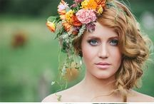 Flower Inspiration. / by Elizabeth Elisalde