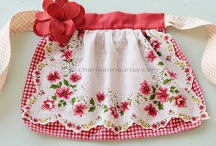 I Heart Aprons / by Grace Lovell