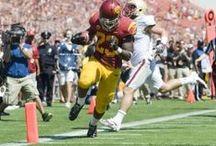 USC football and basketball