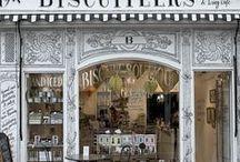 Shop facade / Retail pretties/eye-catching shops
