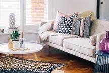 Home Inspirations. / by Velvet & Vino