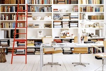 studio spaces / visions for my home office...