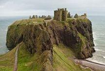 Scottish / People of the Mounds ~ Book of Invasions ~ Mythology & History