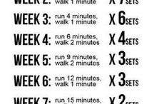 Exercise/Healthy / by Samantha Williams