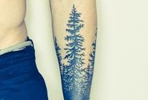Ink / Tattoos  / by Colleen McNally
