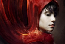 Red Riding Hood / by Purely Enchanted
