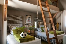 Ideas for Max's Room / by Stephanie Johnston