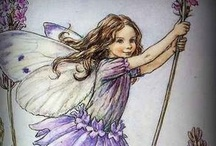 Fairies / by Grace Lovell