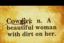 For Cowgirls Only