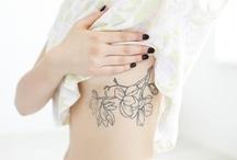 tattoos / by Joyce Lee