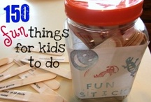 Keeping The Kids Busy / by Crafty Guides