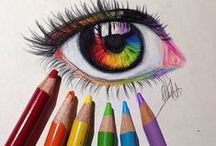 Drawing Tutorials / Tutorials for beginners and for experienced artists. / by Crafty Guides
