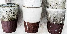I love ceramics / Ich habe eine große Leidenschaft für schöne, handgefertigte Keramik. Ich liebe die verschiedenen Techniken, Glasuren und Stile und zeige dir hier deshalb meine schönsten Inspirationen.