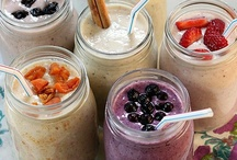 Weight Loss Smoothies, Shakes, Waters and Juices / by Samantha