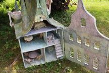 Dolls Abode / Where dolls reside... / by Tracey-anne McCartney