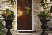 For the home - entrance