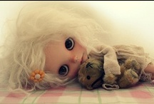 Doll Collection / Don't judge dolls. They've got fashion too......... / by Purely Enchanted