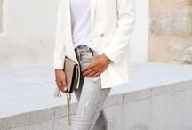 Streetstyle / by Stephanie Lefebvre