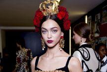 Dolce & Gabbana / Details  / by Robin Romans