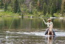 Who doesn't like fishing