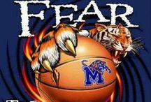 * My Memphis Tigers *