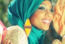 hijab looks - global variety / Headscarf, headwrap, headcovering, Hijab, veil, jilbab, tichel, mitpachat, khimar, turban, gele, woman, modest, Islamic, fashion, muslimah / by Sheshe Todd