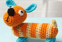 Amigurumi / Amigurumi crochet patterns...my new obsession.