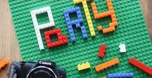 LEGO/DUPLO / Auf diesem Board findest du aussergewöhnliche Ideen rund um die bunte Plastiksteine. Denn sie können viel mehr, als nur Auto, Raumschiff oder Puppenstube.