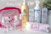 Nos coffrets pour Maman & Bébé / A offrir ou à s'offrir : tout l'essentiel pour les (futures) mamans et leur bout de chou !