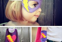 Superhero Birthday Party / Planning a superhero party for my little boy turning 5.  / by Make Me A Bride