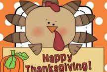 Thanksgiving Class / School Related