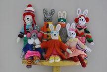 DIY Puppen, Kuscheltiere & Co