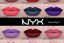 Best Makeup Swatches / Here are pins of the Best Makeup Swatches!