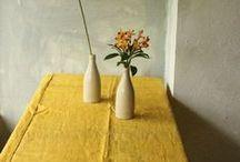 kitchen styling mustard grey / kitchen job for darren