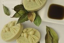Handmade beauty / Naen-Soap.com: handmade natural soaps, rich bath bombs, solid shampoos, body butters, face creams, tinted and neutral lip balms