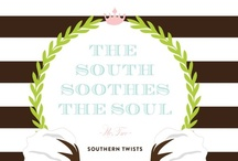 {Love the South} / Oh my, Nothin' is better than the beautiful south